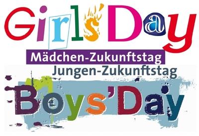 Bildergebnis für logo girls- und boysday