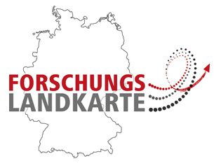 Logo of the Research Map of the German Rectors' Conference