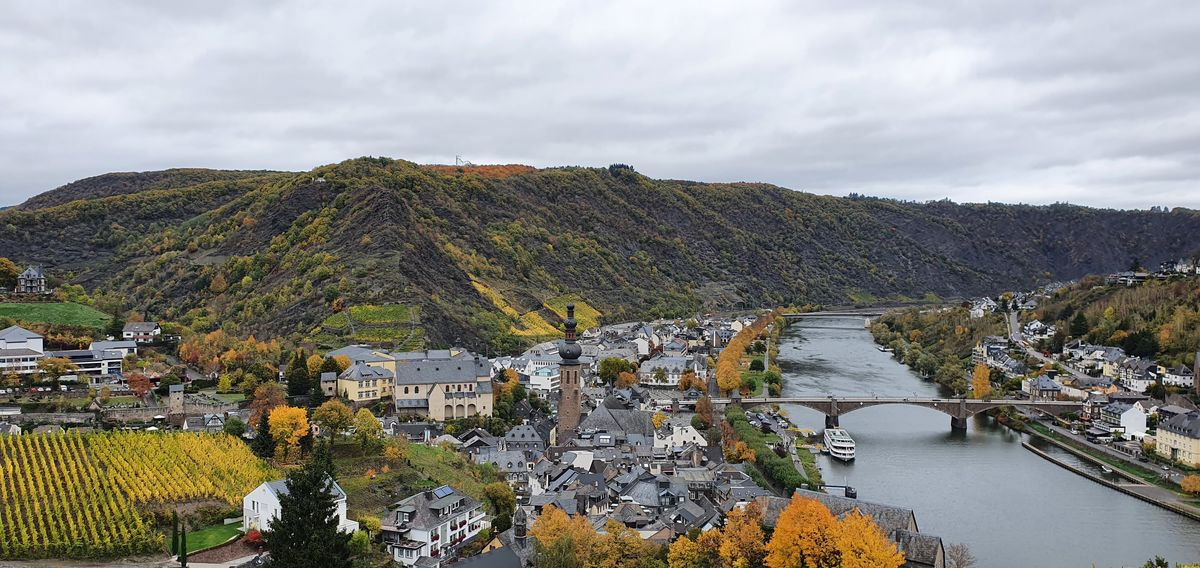 First Trip to Cochem