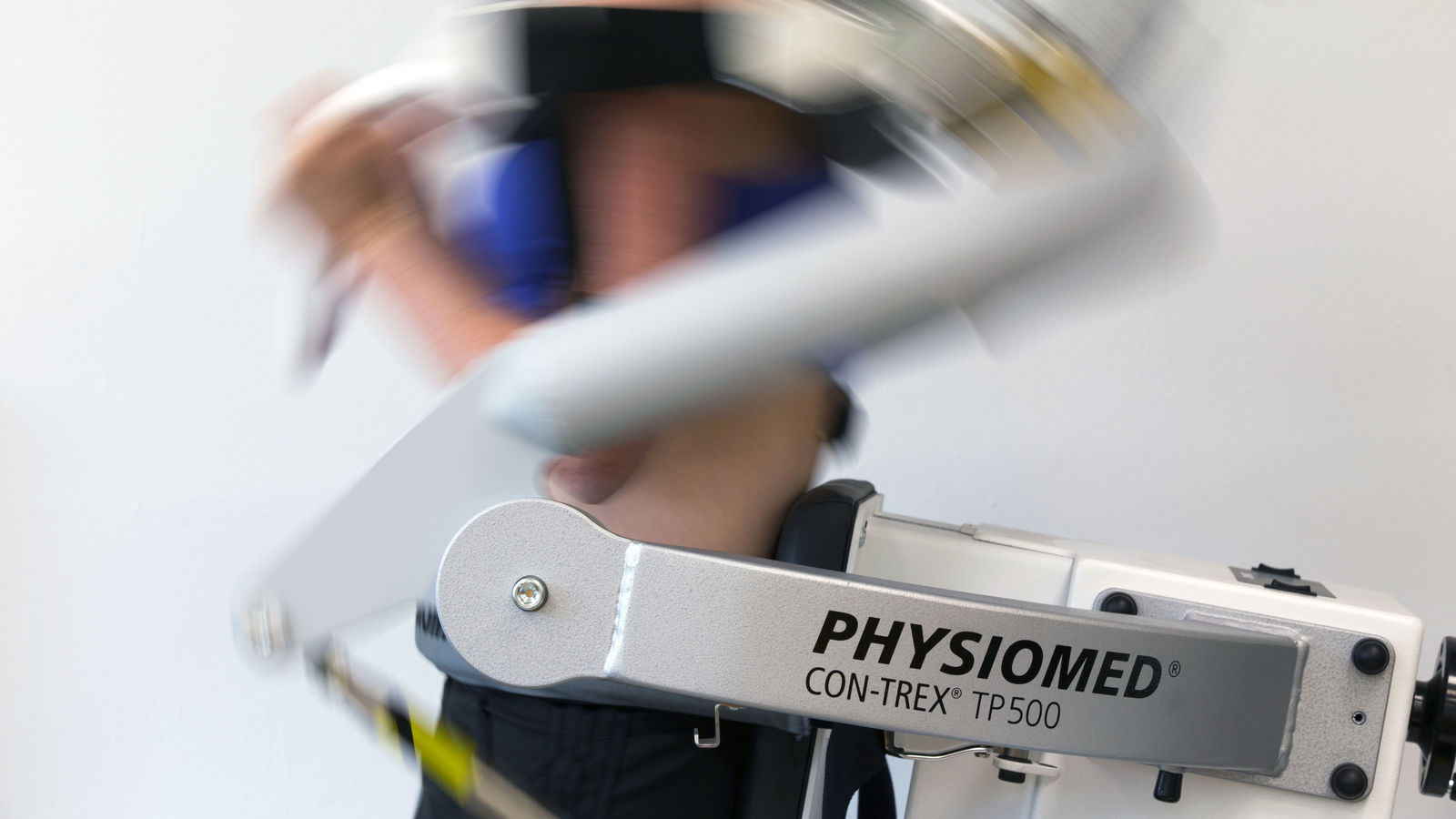 Physiomed Contrex for isokinetic strength performance diagnostics